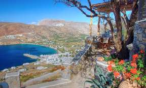 destination cyclades amorgos