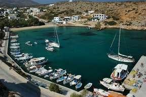 destination cyclades iraklia