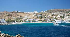 destination cyclades kimolos