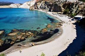 destination cyclades milos