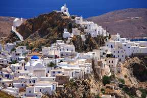 destination cyclades serifos