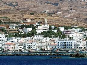 destination cyclades tinos