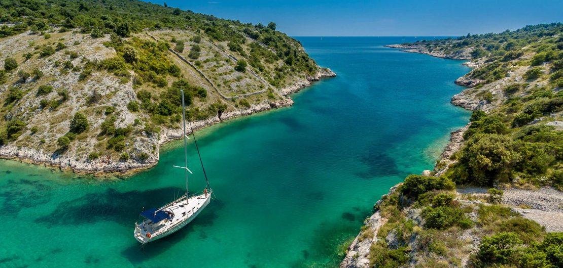 location voilier cirque Grèce