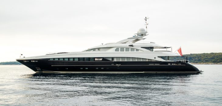 BLISS-yacht