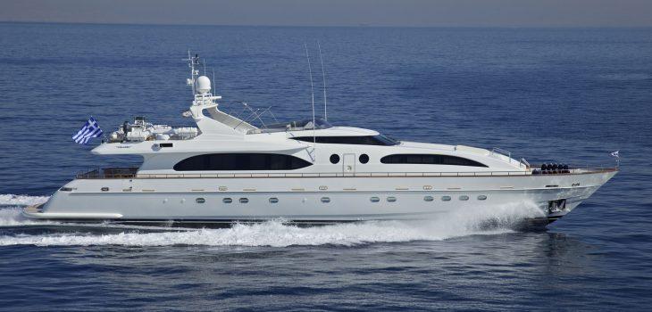 HELIOS-yacht