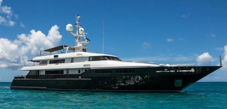 MARIU-yacht
