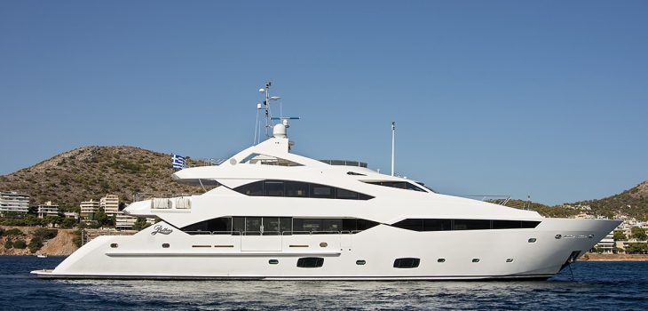 PATHOS-yacht