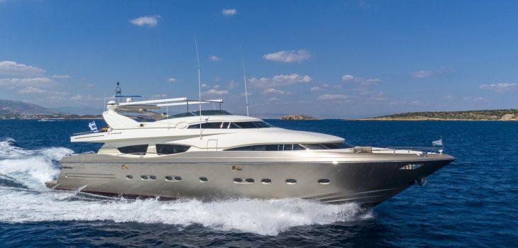 Zambezi-yacht