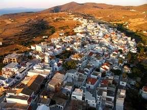 destination cyclades kythnos